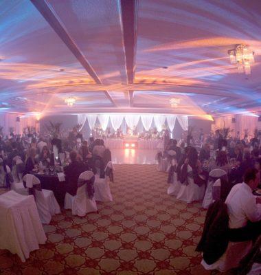 event lighting montreal